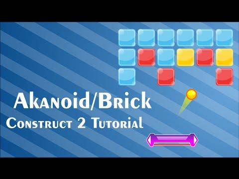 Akanoid (Brick) Game