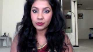 Desi Bride Makeup Tutorial Thumbnail