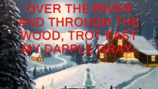 Video OVER THE RIVER AND THROUGH THE WOOD 0001 download MP3, 3GP, MP4, WEBM, AVI, FLV Januari 2018