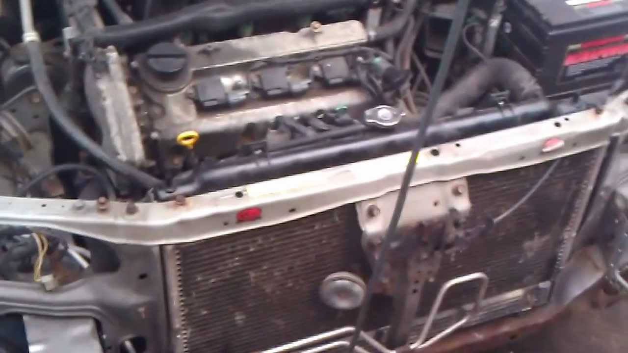 2013 Nissan Maxima Engine Diagram Nissan Maxima Lower Radiator Support Project March 28