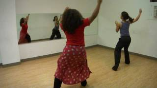 Jump Rehearsal - Soca - Rupee