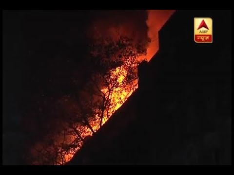 Mumbai: Fire breaks out in Navrang studio in lower Parel area, situation under control