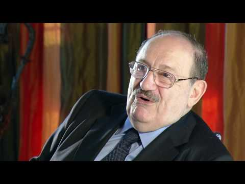 Umberto Eco, the colors of the Middle Ages