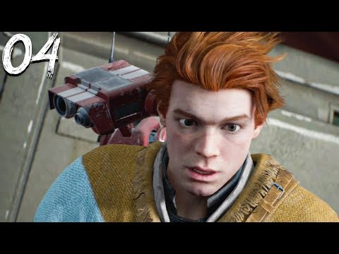 Star Wars Jedi: Fallen Order - Part 4 | A Whole New World