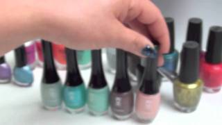 Lente nagellakjes 2011 Thumbnail