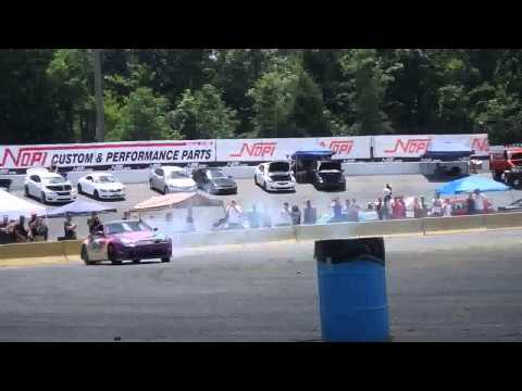 NOPI Nationals 2015 – Charlotte – Drifting – Nissan 350Z