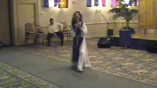INTERPRETIVE DANCE:  THE SEPHARDIC JEWS (ENGLISH VERSION)