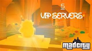 Free Roblox Mad city vip server ( Link desc )