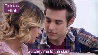 Скачать Violetta And Leon Sings Carry My Heart Lyrics With Video