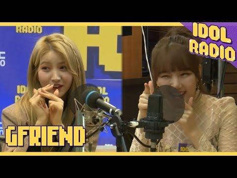 [IDOL RADIO]아이엠 그라운드 자기소개 하기♬♪ (여자친구ver.)