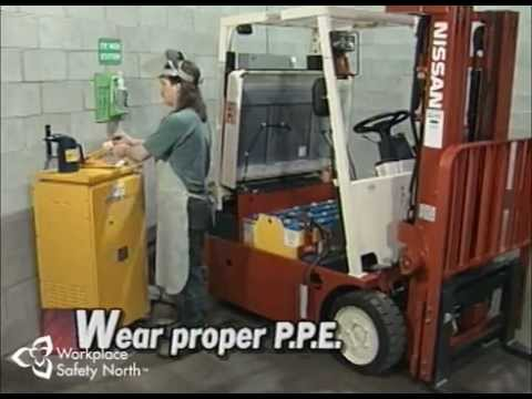 Industrial Lift Truck Operation