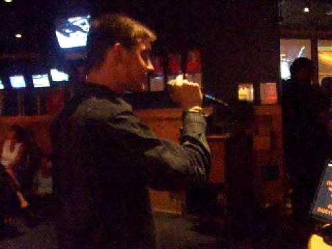 Buffalo Wild Wings - Karaoke Night [Part 1]