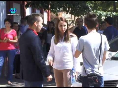 TeleU: Proaspăt absolvenți de liceu, viitori studenți ai Politehnicii