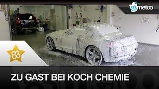Koch Chemie Protector Wax | Zu Gast bei Koch Chemie in Unna zur Schulung für Fahrzeugaufbereitung