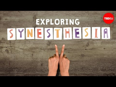 Video image: What color is Tuesday? Exploring synesthesia - Richard E. Cytowic