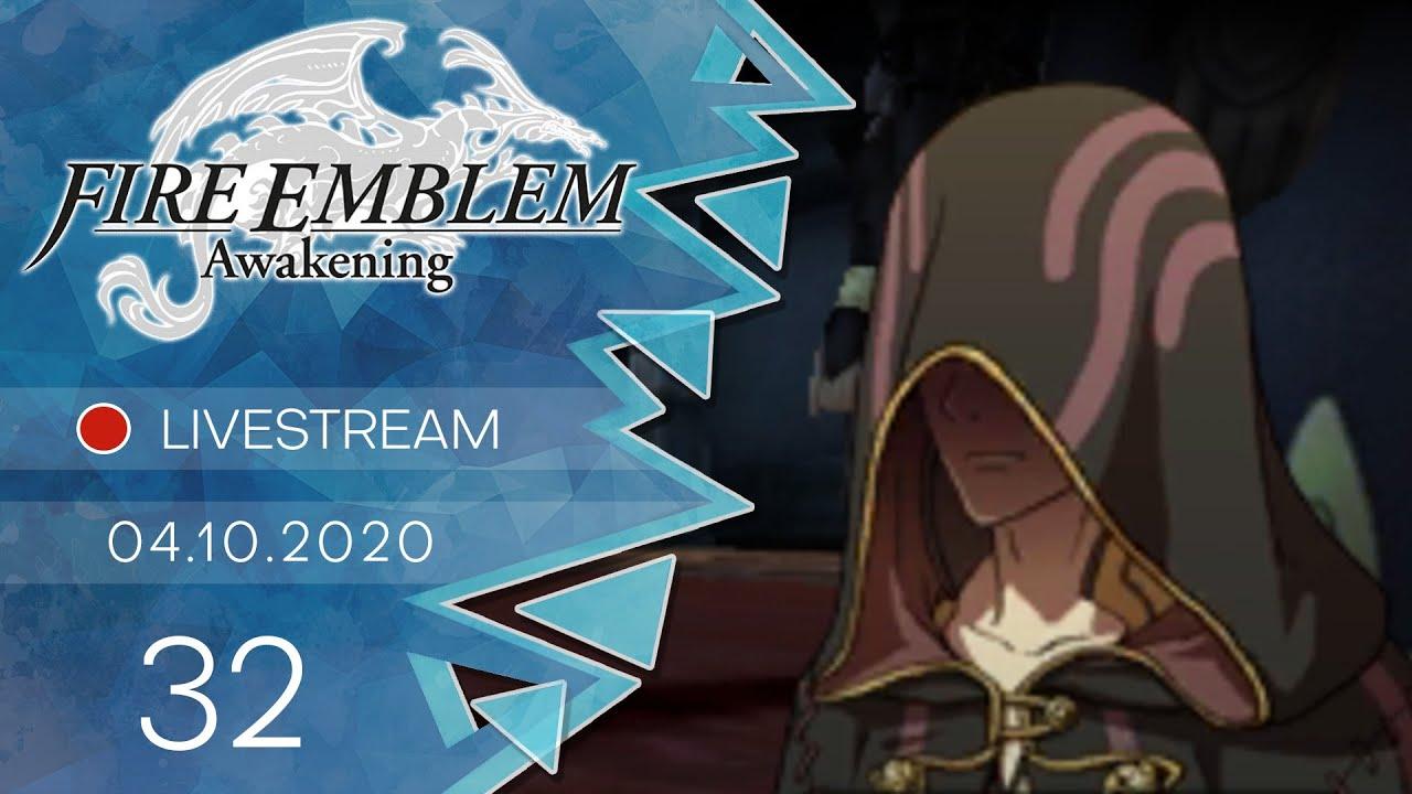 Fire Emblem: Awakening [Livestream] - #32 - Von heiligem Blut