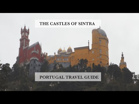 Sintra Portugal: Travel Guide to Pena National Palace
