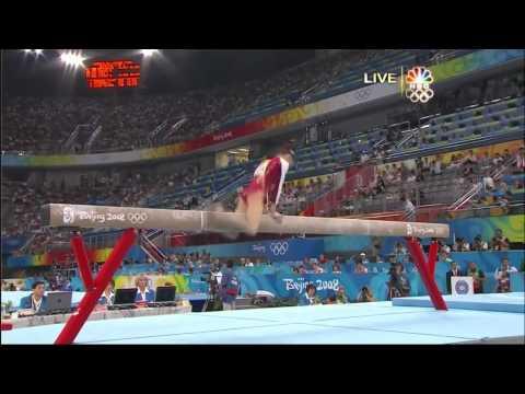 Yang Yilin - Balance Beam - 2008 Olympics All Around