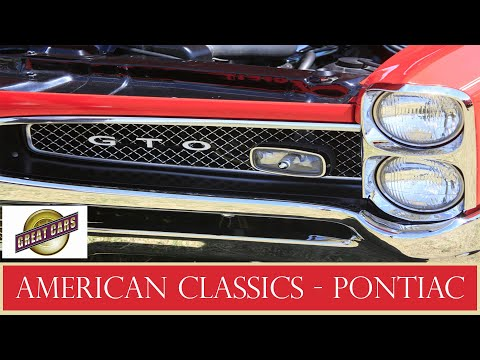 Great Cars: American Classics Episode 6: Pontiac GTO
