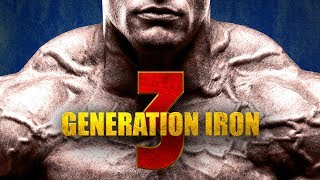 Generation Iron 3 - Main Official Trailer (HD) | Kai Greene, Jay Cutler, Dorian Yates Movie