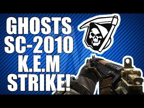 COD Ghosts: SC-2010 KEM Strike on Prison Break! (KEM Strike Saturday)