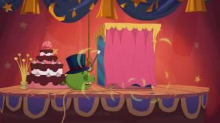 Злые птички - Энгри Бердс - Магия по-свински (S3E20) || Angry Birds Toons 3 season