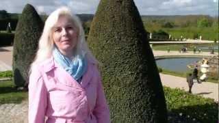 Путешествие по Европе, Версаль, Франция, видео 5(Татьяна Русина, http://psytraining.org/stars/, Путешествие по Европе, Версаль, Франция., 2012-05-03T12:59:19.000Z)