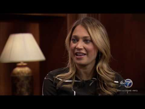 Meteorologist Ginger Zee talks about new book
