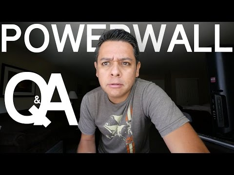 Q&A Matching module capacity on your DIY TESLA Powerwall
