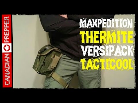 Maxpedition Thermite Versipack: SHTF Gear