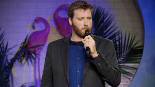 Johnny Beehner on dealing with Dumb People - Dry Bar Comedy