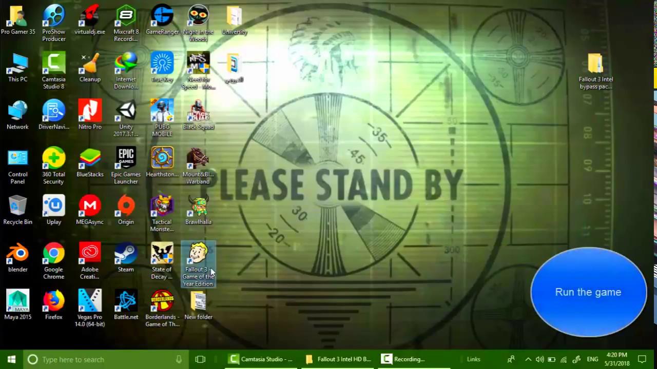 Fallout 3 Windows 10