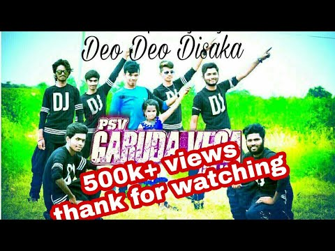 Deo Deo Disaka song dance // garuda Vega  movie // by Anantapur DJ Boyz