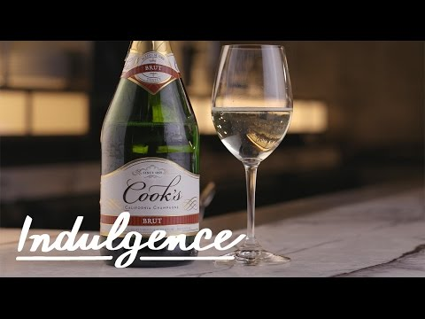 One of America's Best Sommeliers Blind Taste Tests Sparkling Wine Under $15