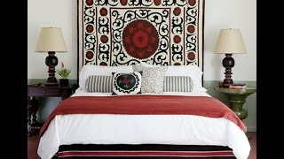 Over 200 Bed Back Wall Ideas