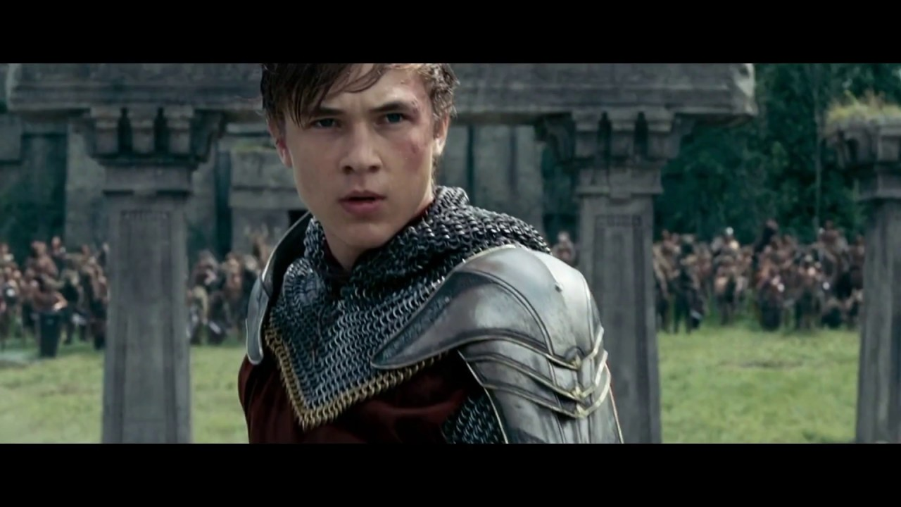 The Chronicles Of Narnia Prince Caspian Final Battle Part 2