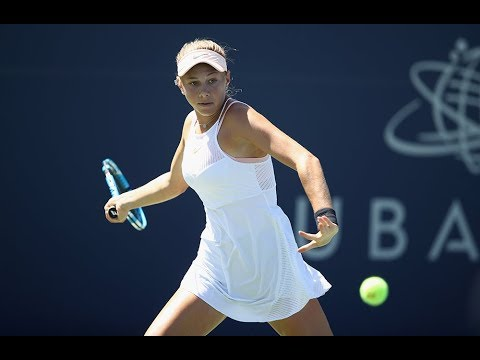 Amanda Anisimova 2019 Australian Open Magnificent Player