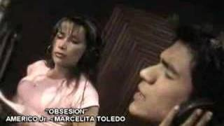"Americo Jr. y Marcelita Toledo "" OBSESION """