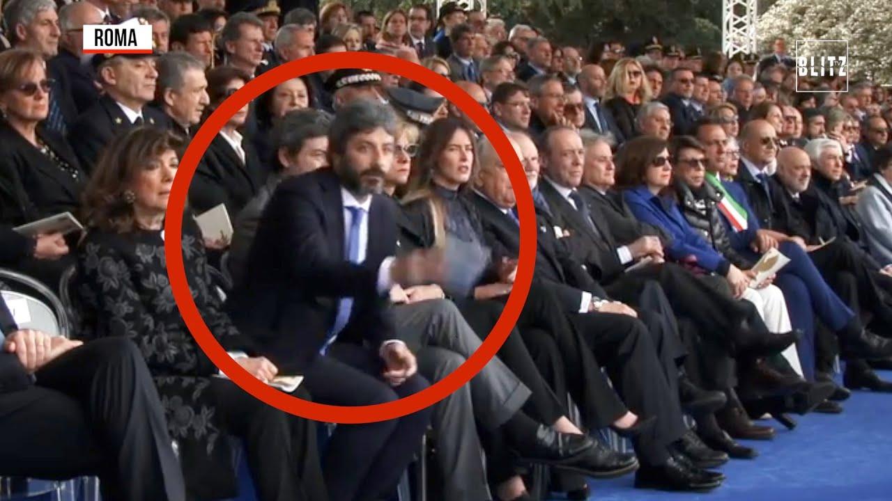 Download Agente sviene, Roberto Fico rompe il protocollo per soccorrerla