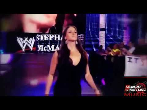 Stephanie McMahon - Official Theme Song 2016