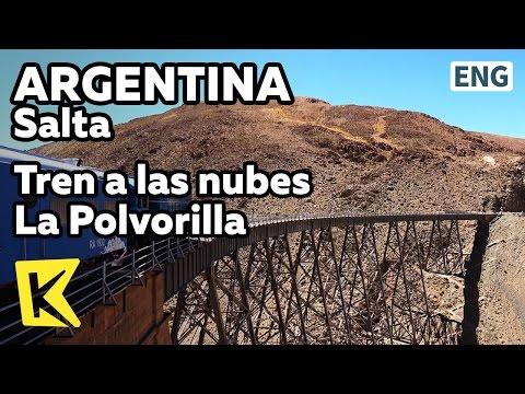 【K】Argentina Travel-Salta[아르헨티나 여행-살타]구름열차의 하이라이트/Tren a las nubes/La Polvorilla/Mina concordia