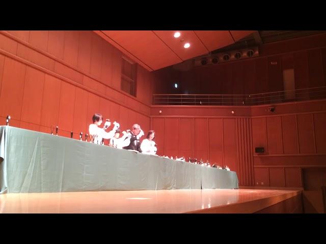 The Little Drummer Boy,  Bell Ensemble Kobe, 2018 Dec,  ハンドベル