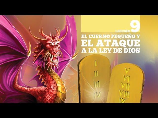 #9 El cuerno pequeño el ataque a la Ley de Dios -  Biblia Facil - Daniel