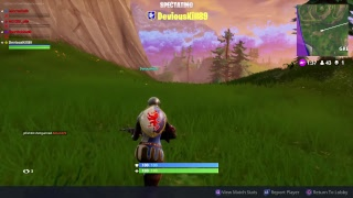 Fortnite Battle Royale (Battle Pass Sea.2) SFD #AmateurHour