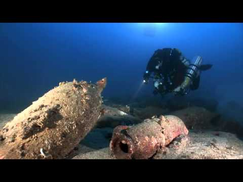 The wreck of Messina Strait - Project 'ATLANTIS'