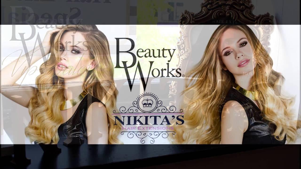 Nikitas Hair Extensions Miss Earth Ni 2016 Hair Sponsor Video By