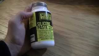 Mission Automotive Silicone Paste Youtube