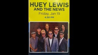 Huey Lewis &The News Rock The 2018 Career Builder Challenge With 'H...