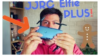 JJRC H47 Elfie Plus, the BETTER cheap selfie drone - review and range test