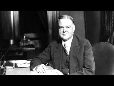 "Herbert Hoover ""RNC Closing Remarks"" Speech (1932) [AUDIO RESTORED]"